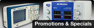 Promotions &amp; Specials